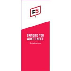 FS BYWN Brand Campaign Theme Pull-Up Banner - Single/Sided