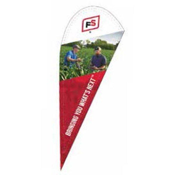 FS BYWN 8ft BowFlag Design 2