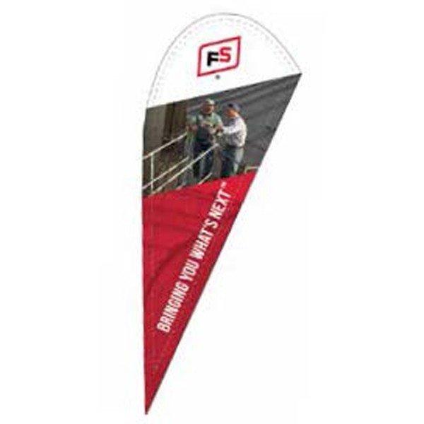 FS BYWN 8ft BowFlag Design 3