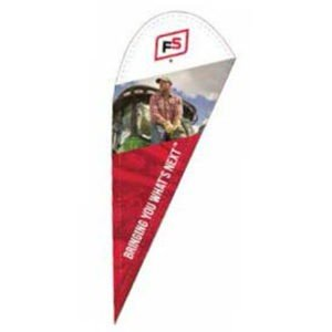 FS BYWN 8ft BowFlag Design 1