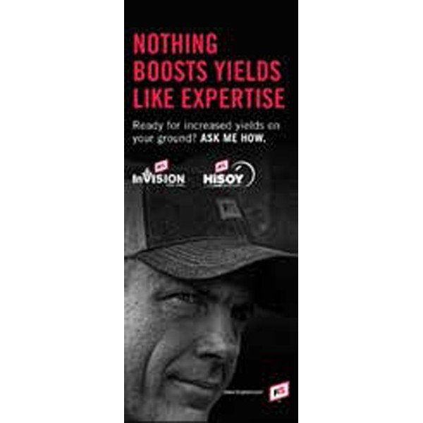 FS Crop Specialist Pull-Up Banner - Double/Sided