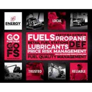 FS Energy Table Top Display