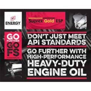 Suprex Gold ESP Table Top Display