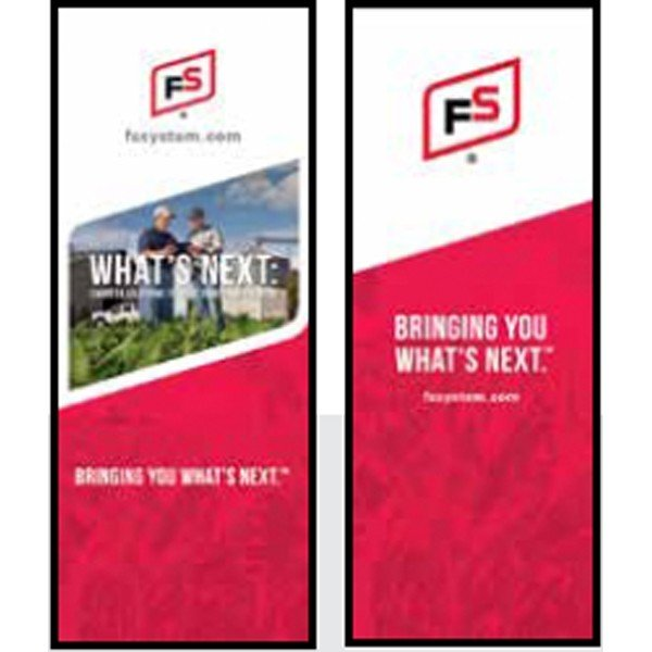FS BYWN System Campaign Theme Pull-Up Banner - Double/Sided