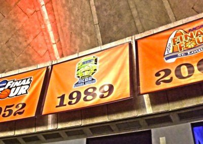 Championship-banners