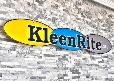 KleenRite-Hanging-Acrylic-Signage